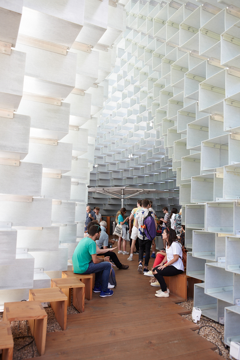 Serpentine Galley Pavilion 2016
