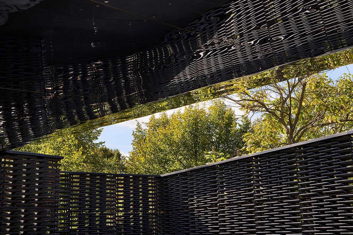Serpentine Pavilion 2018 by Frida Escobedo