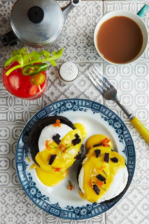 Fotógrafo gastronómico y de alimentación